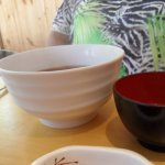 difference in the side soup & regular size soup bowls