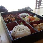friend's bulgogi bento box