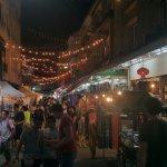 Chiang Rai Night Bazaar Foto