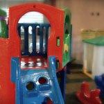 Espaço kids para os pequenos
