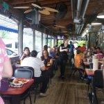 Blue Water Seafood Restaurant; The Restaurant