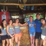 Tiki Bar Crew!