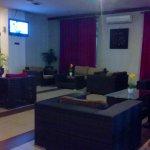 Lobby Hotel Grand Tryas