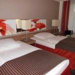 RAMADA Hotel Frankfurt-Messe Foto