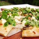 Pizza a la Trufa