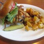 Pub Burger Special