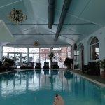 Poolbereich - herrlich zum entspannen