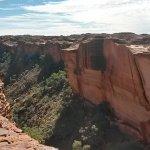 Kings Canyon von den Klippen