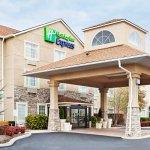 Foto de Holiday Inn Express Alcoa (Knoxville Airport)