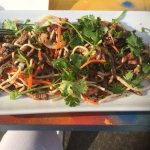 Underbar mat och härlig personal på finaste gatan i Linne👍👍👍