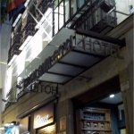 Hotel Catalonia Goya de noche.
