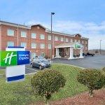Foto de Holiday Inn Express Campbellsville