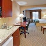 Foto de Holiday Inn Express Lansing - Leavenworth