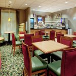 Relax and enjoy our Breakfast Area!