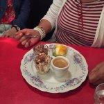 Dessert - Cafe gournand