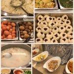 desayuno sólo apto para chinos