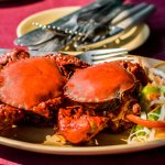 Crab....