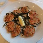 baked clams side dish