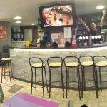 notre salle de bar