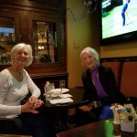 Kay and Rita... two hreat ladies!