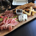 Awesome Meat and Cheese Tray