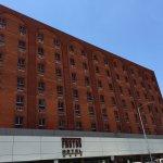 Fachada de Hotel Fastos