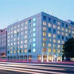 โรงแรมโนโวเทล เบอร์ลิน มิตเทอร์