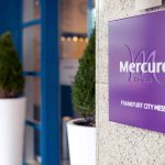 Mercure Hotel Frankfurt City Messe Foto