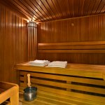 Sauna at Fleming's Hotel Muenchen-City