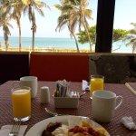 Recomendado el desayuno bufé . Los empleados son muy amables.!