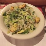 Side Caesar Salad - my husband loved it!