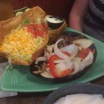 Sizzling Beef and Chicken Fajitas - Ground Round