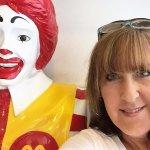 Me and Ronald McCreepy