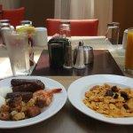 Delicious food at Sear