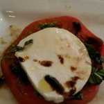 Caprese Salad is a must! Surf and Turf is delightful...don't forget to enjoy the mashed potatoes