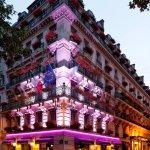巴爾的摩巴黎酒店