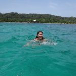 Best snorkling on the island with Capt. Harvey