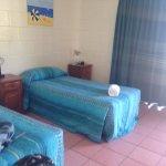 Main room area