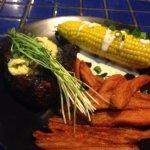 Rib Eye Steak $35