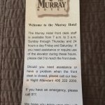 Foto de Murray Hotel