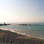 meditation on filaki beach