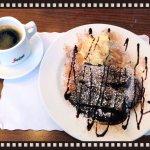 Chocolate Fudge & Ice-cream to die for