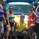 Mr. Pugh and my crew 2012 Montego Bay trip!
