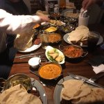 Indian Feast - The Green Dragon