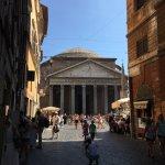 Photo de Al Pantheon con Thomas Mann