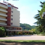 Facciata frontale - BEST WESTERN Hotel Terme Imperial