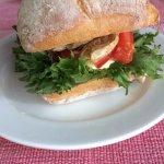Chicken Mustard Ciabatta