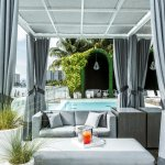 Photo de Mondrian South Beach Hotel