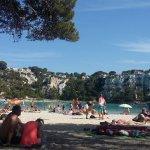 Playa cala galdana
