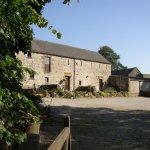 Foto de Wolfscote Grange Cottages